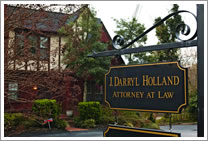 The office of J. Darryl Holland, Attorney at Law